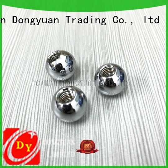 DONGYUAN Brand wire solid men's jewelry and accessories threaded polished