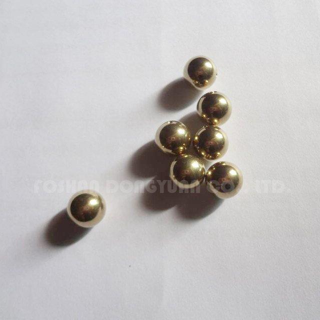 12mm Polished Hollow Brass Ball