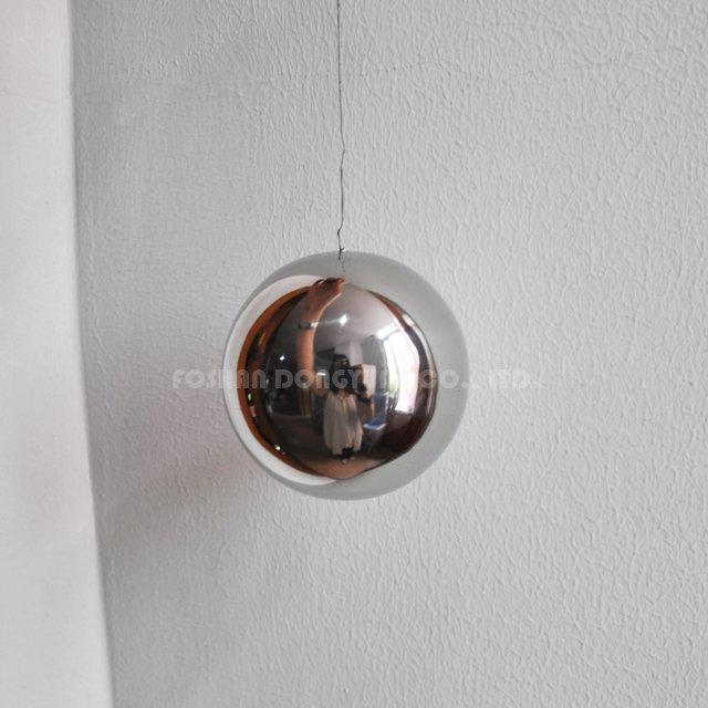 51mm Gazing Stainless Steel Hollow Ball with Hole