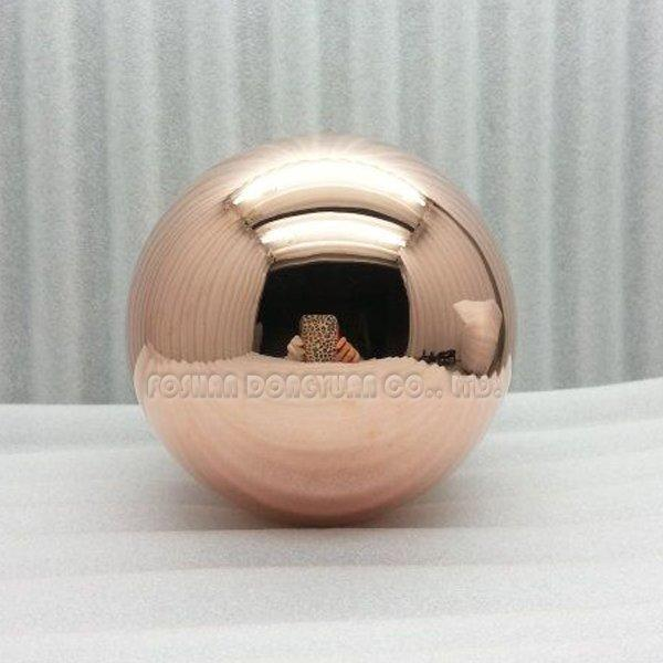 150mm Mirror Polished Copper Ball