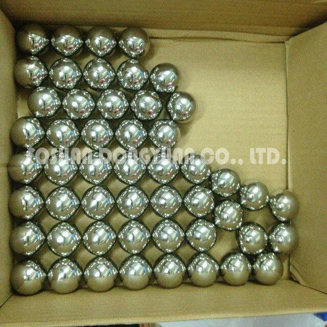 8mm Polished Stainless Steel Hollow Balls