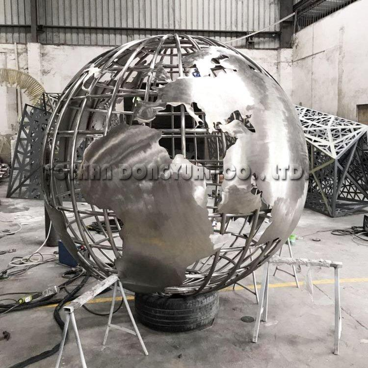 6 Feet Outdoor Garden Unisphere