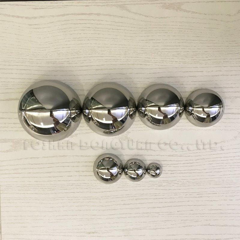 25mm-102mm Stainless Steel Bath Bomb Mold