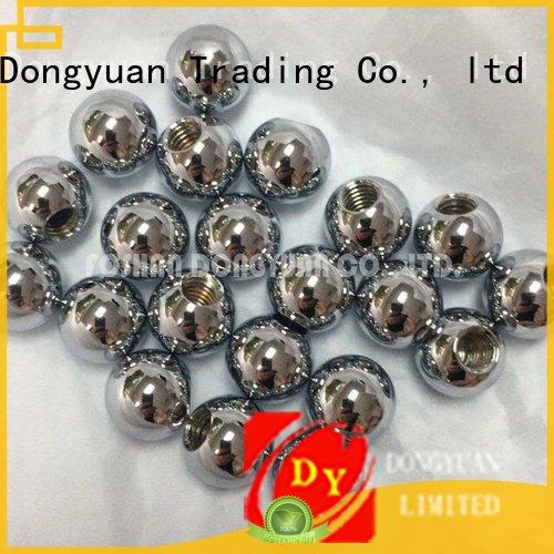 steel through threaded men's jewelry and accessories DONGYUAN