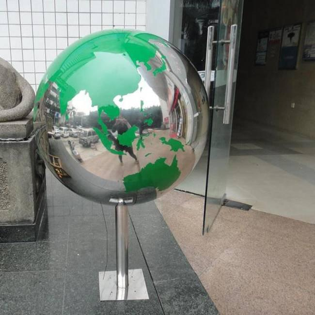 600mm Stainless Steel Water Feature Sphere