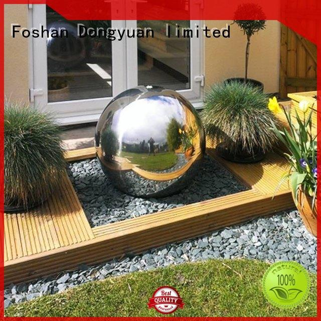 DONGYUAN Top 300MM to 3000MM metal hollow balls supply for hallway