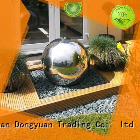 decoration hollow steel ballsDONGYUAN Brand