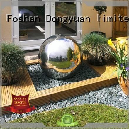 DONGYUAN large 300MM to 3000MM metal hollow balls for sale for hall