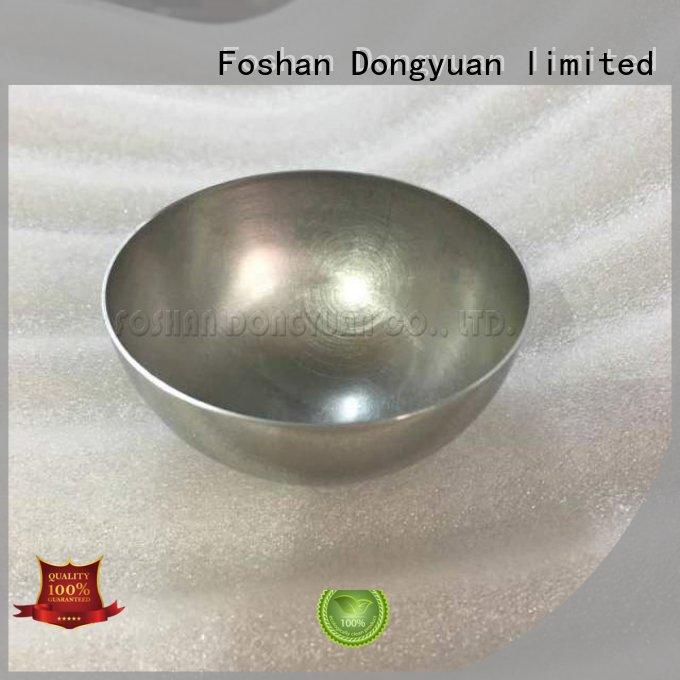 76mm Mirror Stainless Steel Half Ball
