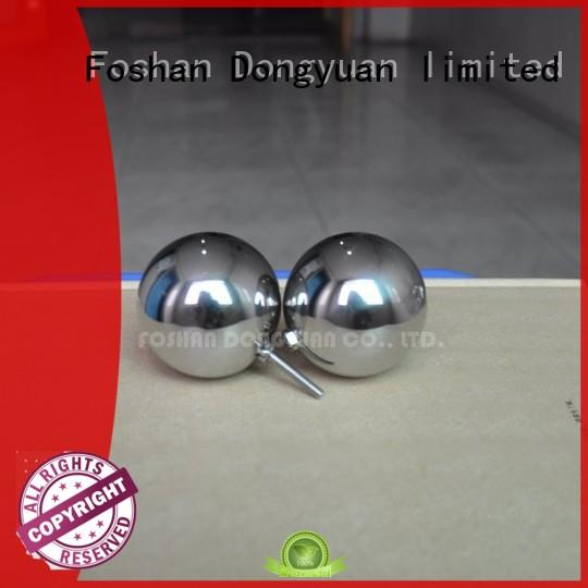 DONGYUAN Top 6MM to 300MM metal hollow balls factory for park
