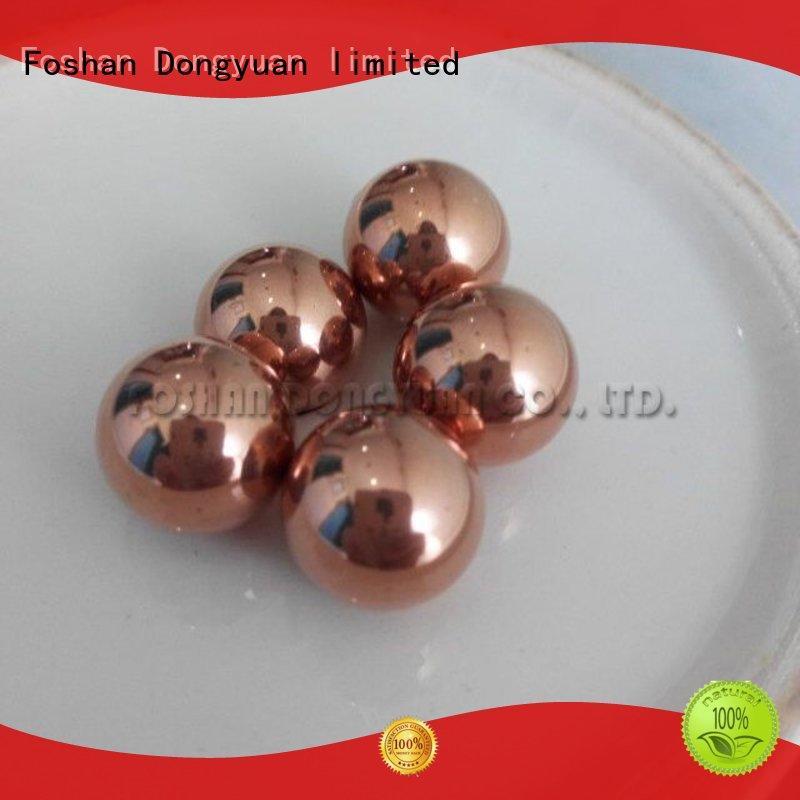 16mm Polished Solid Copper Balls