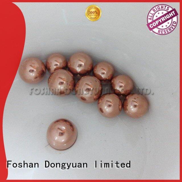 6mm Solid Copper Balls
