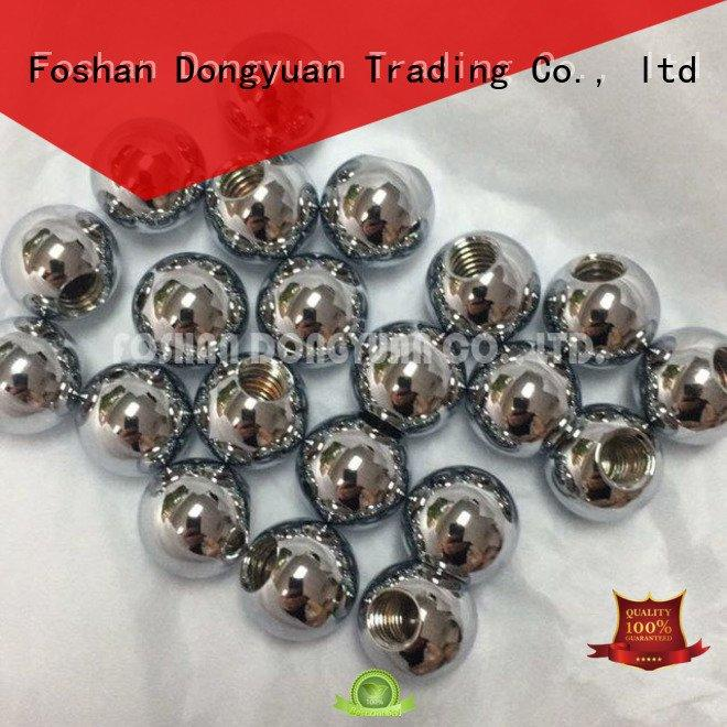 steel hole men's jewelry and accessories DONGYUAN