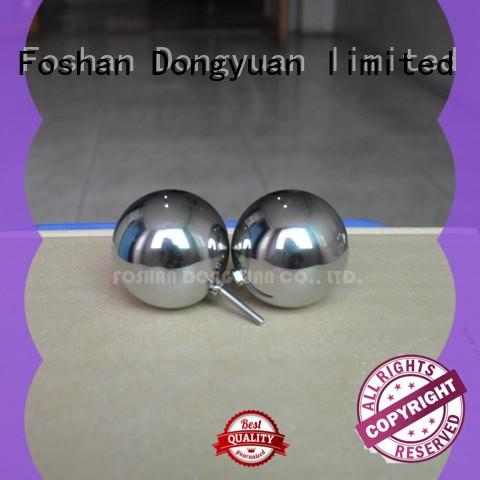 DONGYUAN hollow 6MM to 300MM metal hollow balls suppliers for park