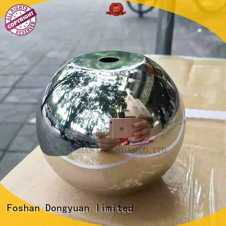 DONGYUAN Best loose steel balls company for plaza