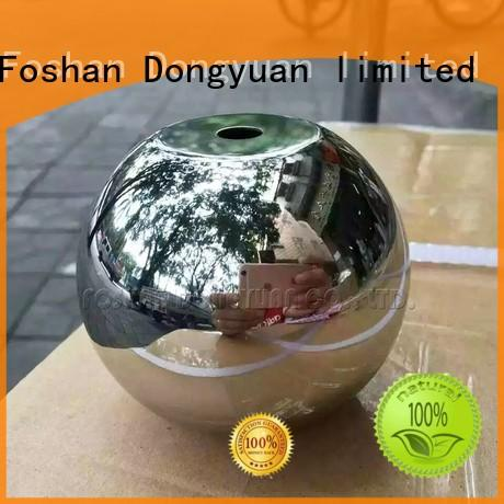 Wholesale 6MM to 300MM metal hollow balls ball for business for square