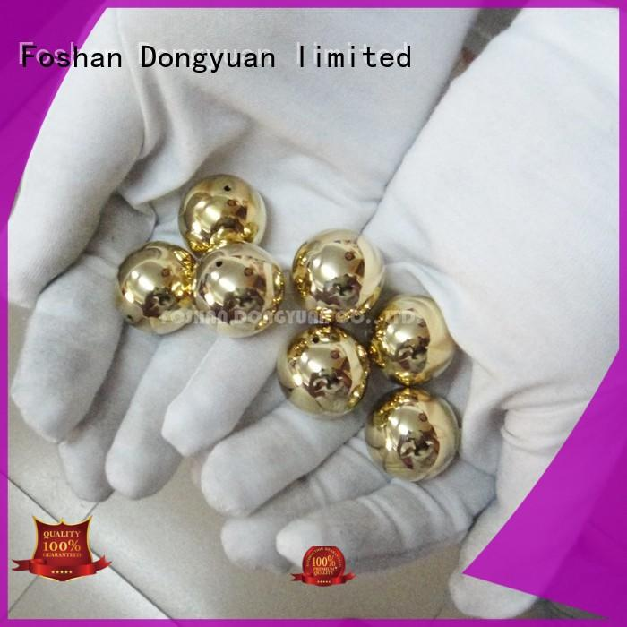 20mm Polished Hollow Brass Ball
