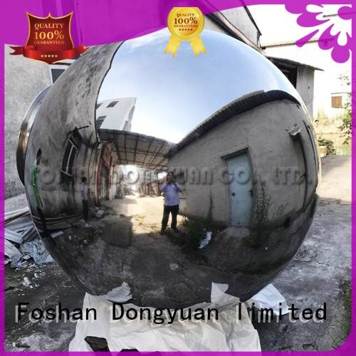 DONGYUAN Best 300MM to 3000MM metal hollow balls supply for indoor