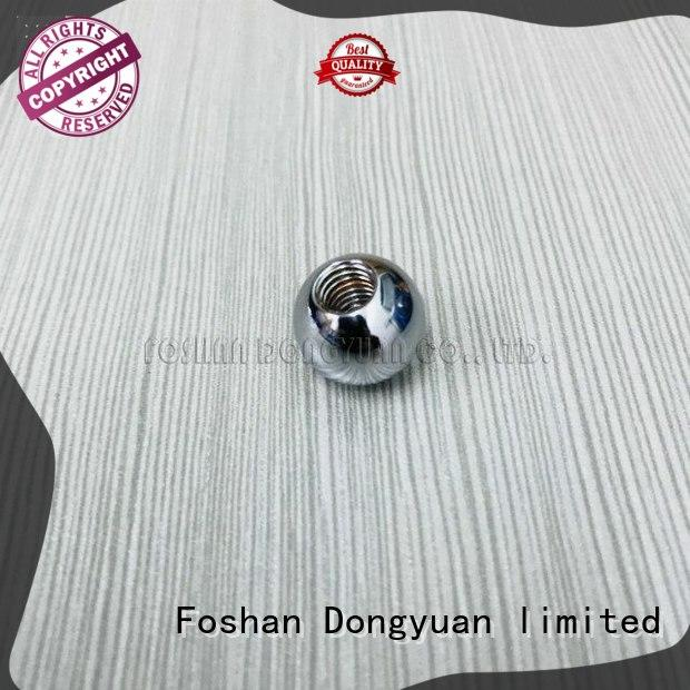DONGYUAN bead Metal solid balls processing manufacturers for outdoor