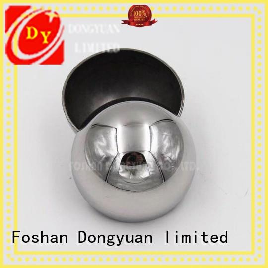 42mm*2mm Mirror Finished Stainless Steel Hemispheres