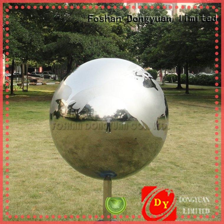 DONGYUAN Best chinese metal balls company for livingroom