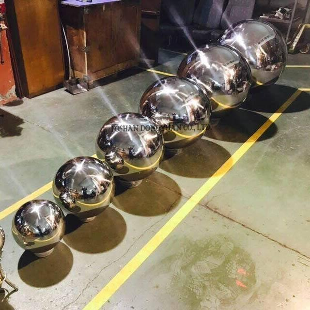 500mm Decorative Stainless Steel Balls