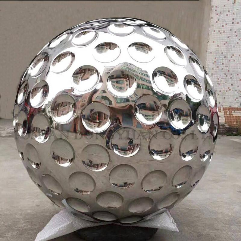 Golf Ball Sculpture