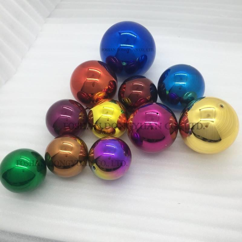 42mm, 51mm&63mm Plated Color Balls