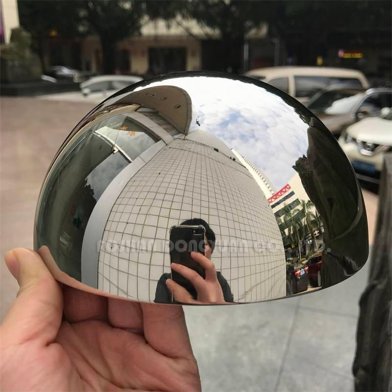 150mm Thick Gazing Stainless Steel Hemisphere