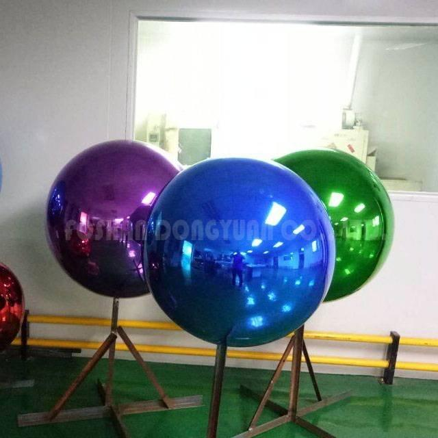 550mm Decorative Color Painted Stainless Steel Ball