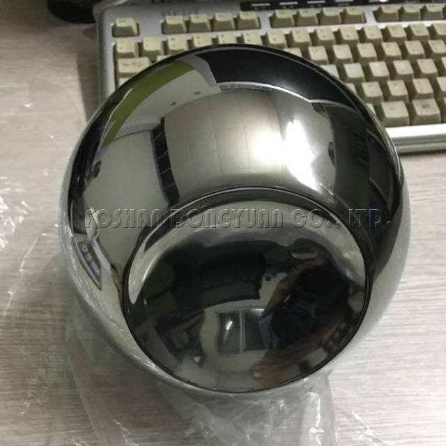 Polished Concave Stainless Steel Hollow Ball