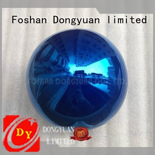DONGYUAN Wholesale ball stainless steel factory for park