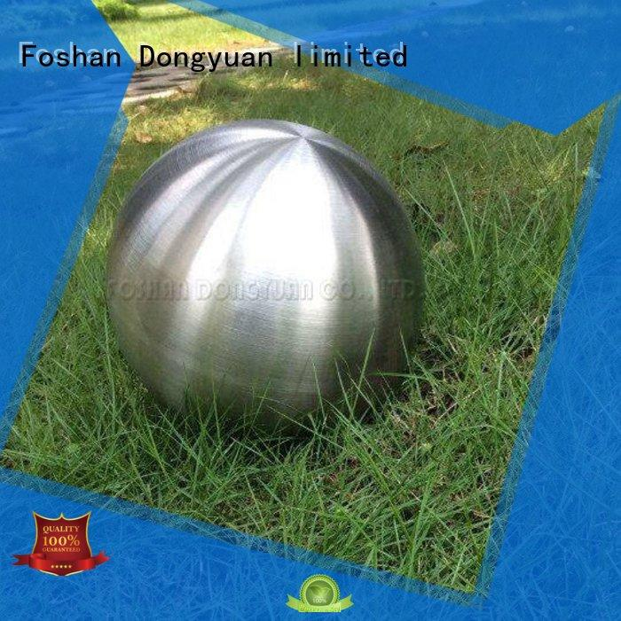 DONGYUAN unisphereworld hollow sphere for business for hall