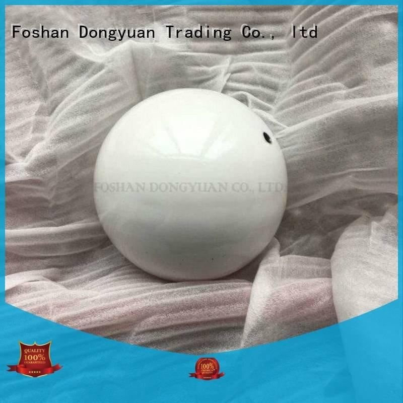 2 inch stainless steel balls map plated DONGYUAN Brand