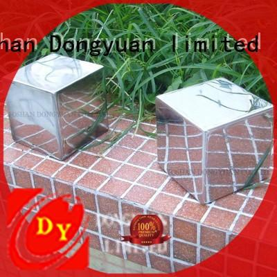 600mm abstract steel sculpture customized for park DONGYUAN