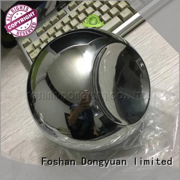 gazing 6MM to 300MM metal hollow balls color for sale for outdoor