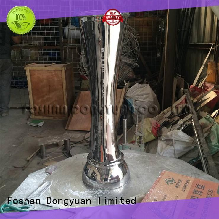 DONGYUAN office horse metal art sculpture for business for outdoor