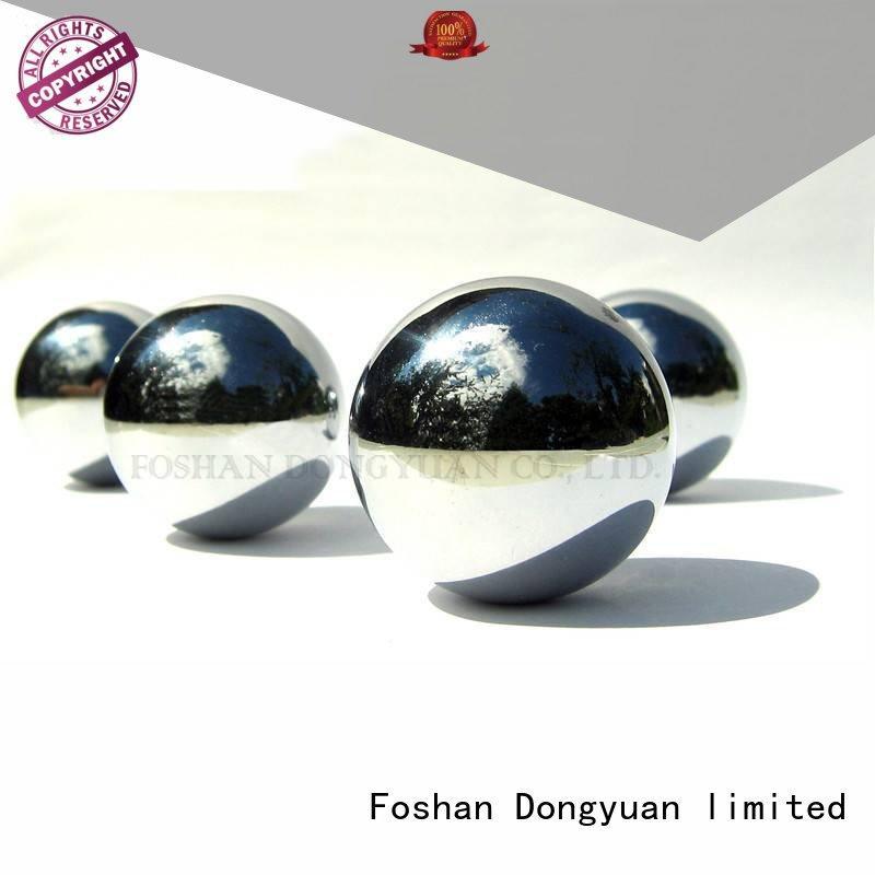 DONGYUAN screw mild steel sphere company for livingroom