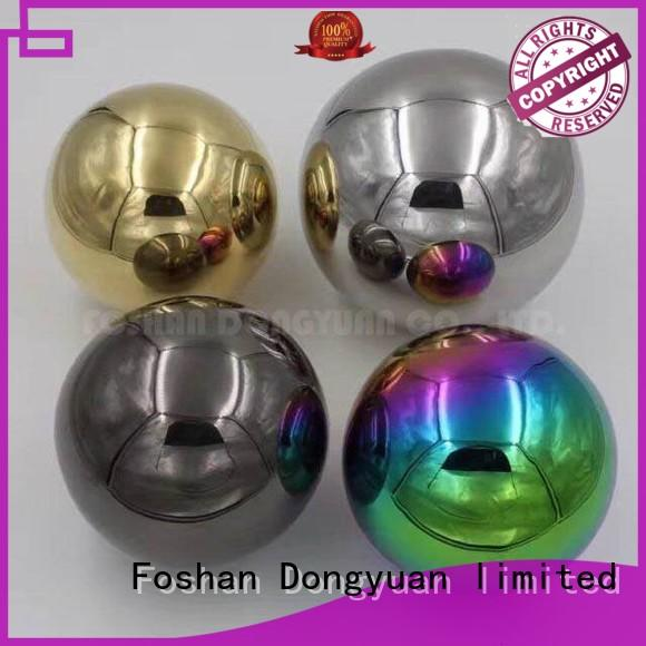 76mm Mirror Polished Stainless Steel Color Ball