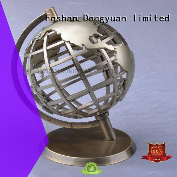 DONGYUAN trophy small metal sculptures manufacturer for square