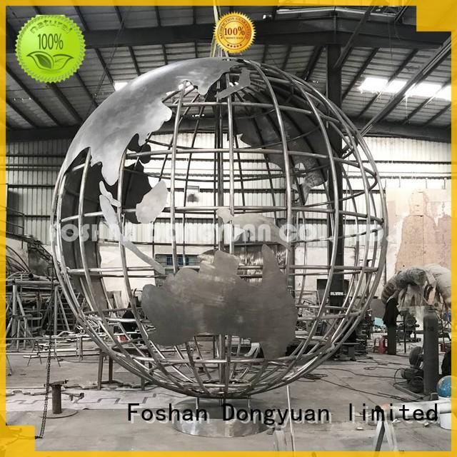 DONGYUAN Top metal animal sculptures for the garden factory for outdoor