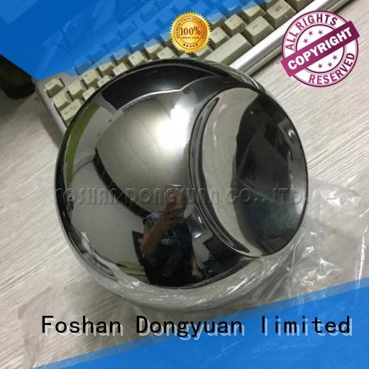 Top 6MM to 300MM metal hollow balls 2mm suppliers for park