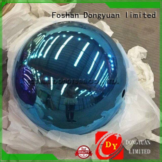 200mm Blue Stainless Steel Sphere