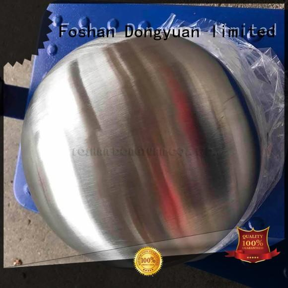 Custom solid brass beads fishing sphere suppliers for square