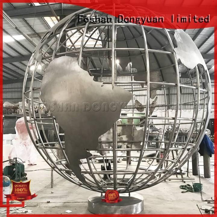 DONGYUAN Top large hollow metal balls factory for livingroom