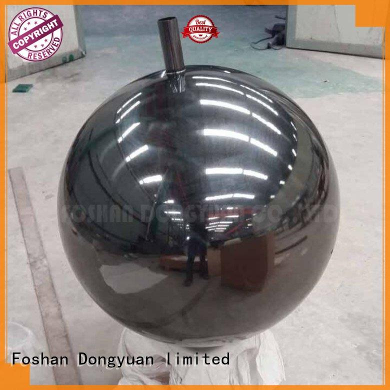 DONGYUAN Top rose gold balls supply for street