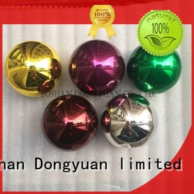 DONGYUAN smooth stainless steel round balls map for outdoor