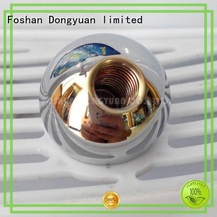 DONGYUAN bead Metal solid balls processing factory price for outdoor