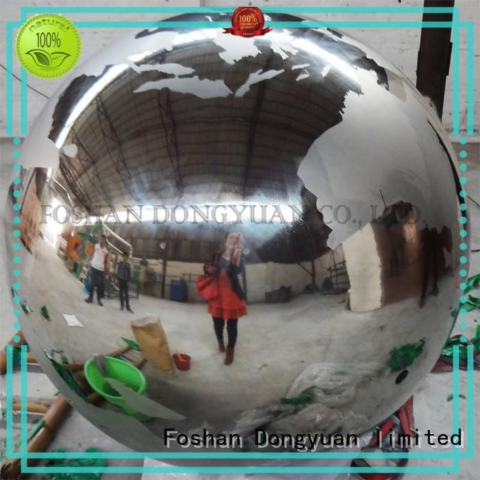 New steel garden spheres garden for business for hall