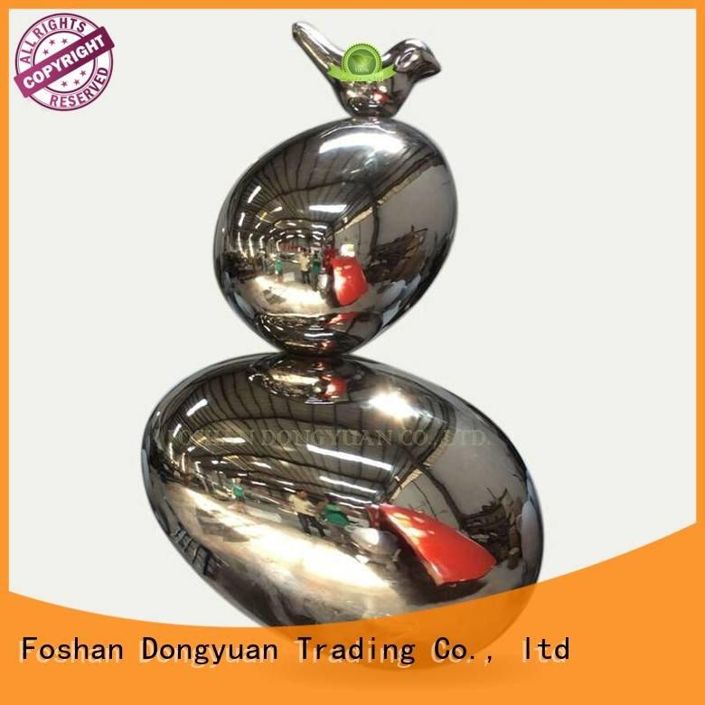 abstract metal artwork figure DONGYUAN Brand